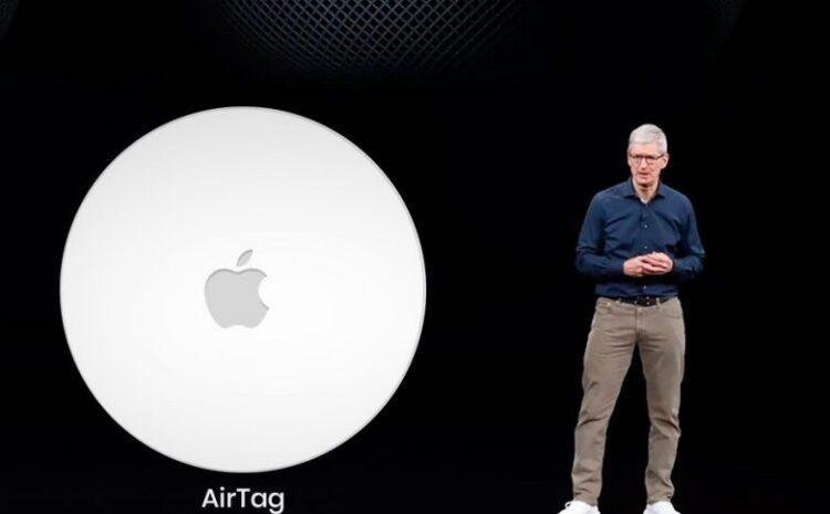 What do we know about Apple AirTag?